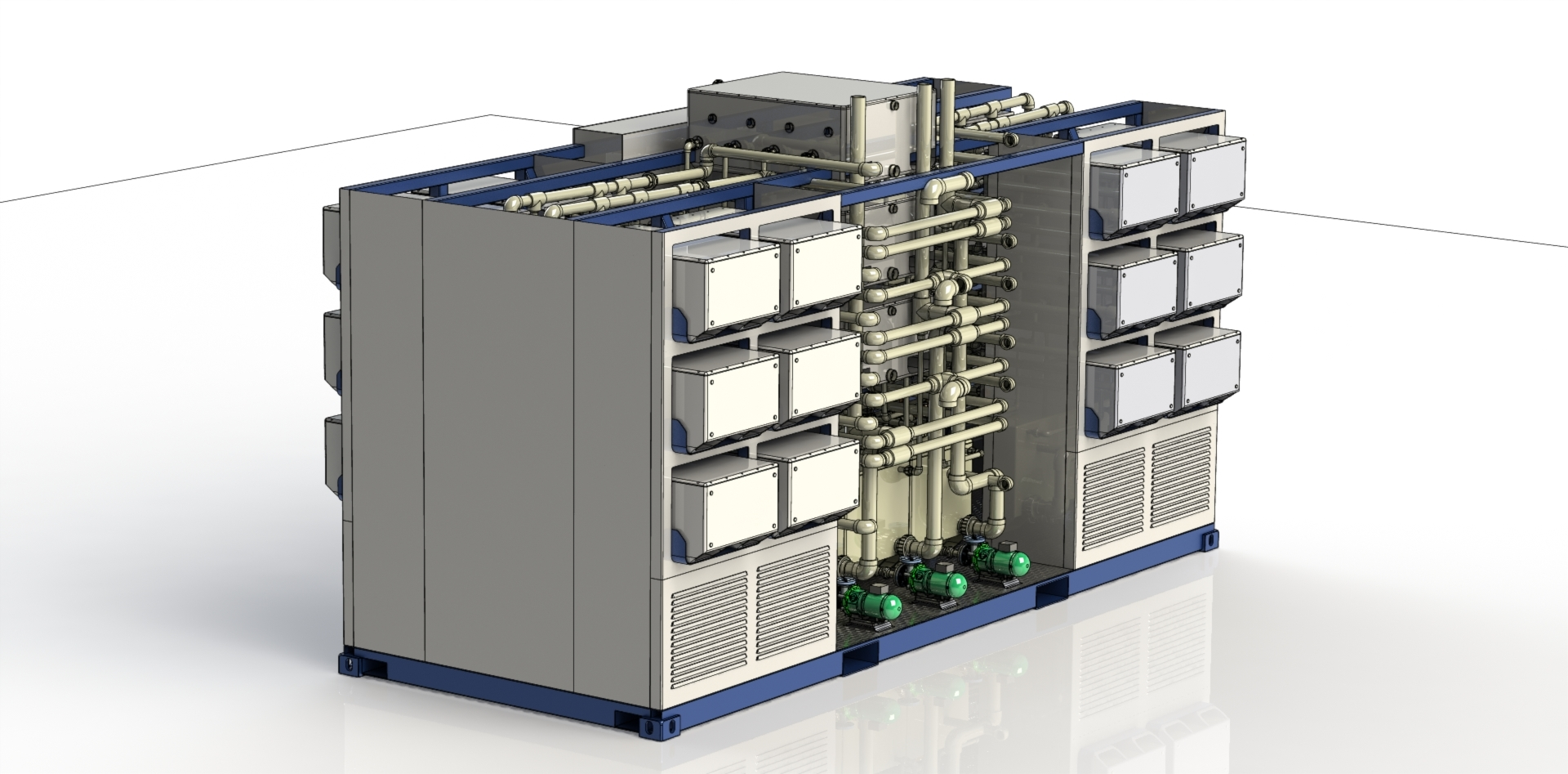 Battery technology - like AFC Energy industrial fuel cells - will boom in decades to come