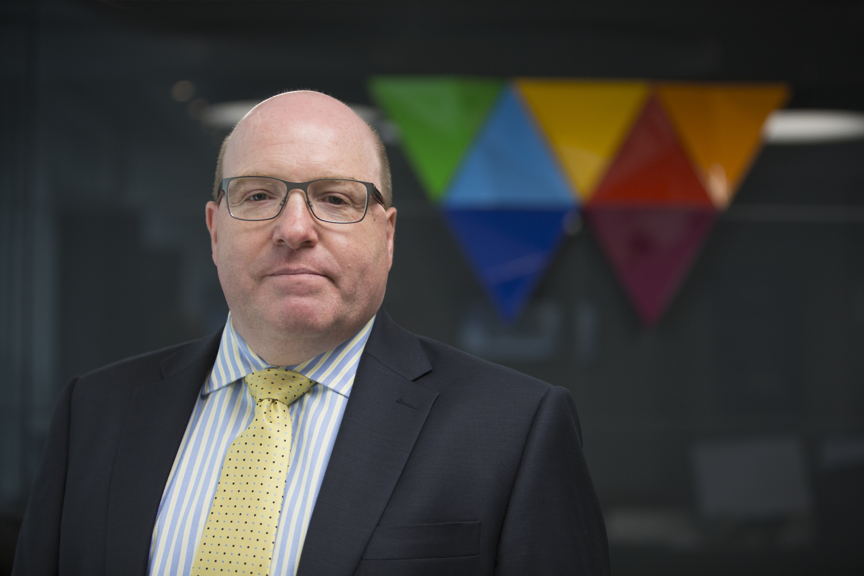 Wood Group's outgoing chief executive Bob Keiller