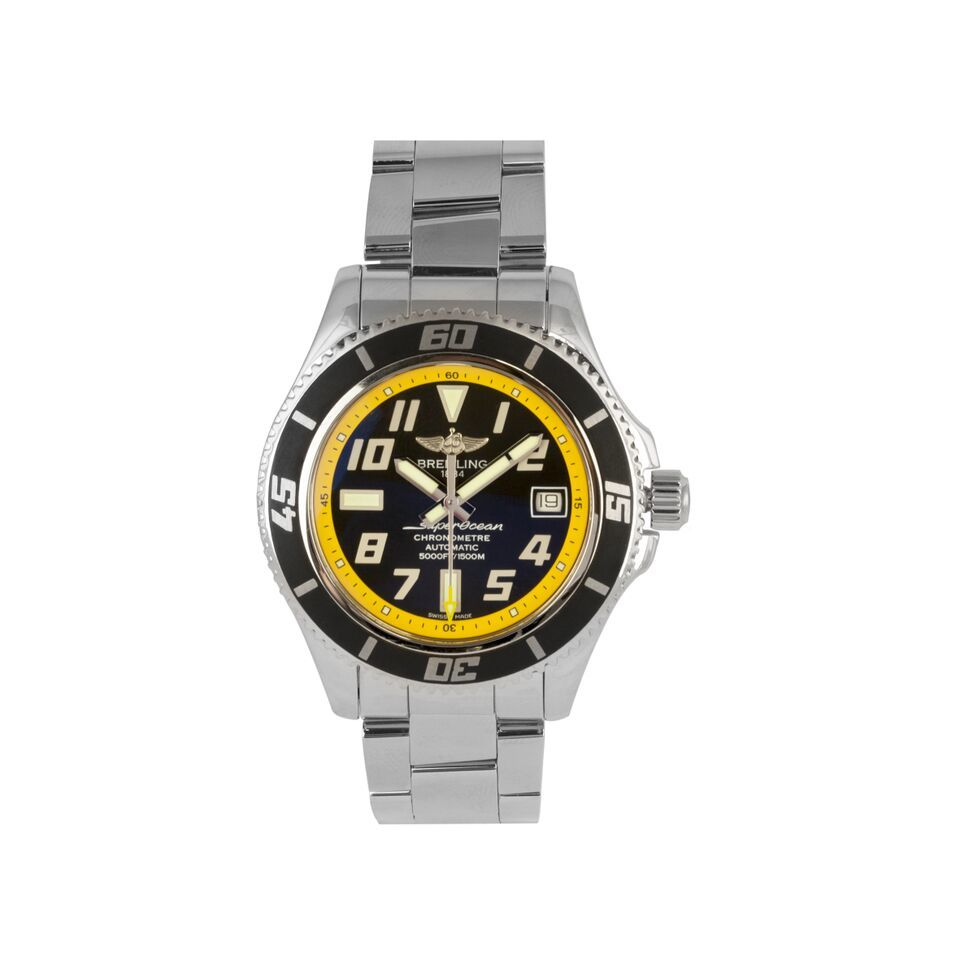 Top prize: a Breitling