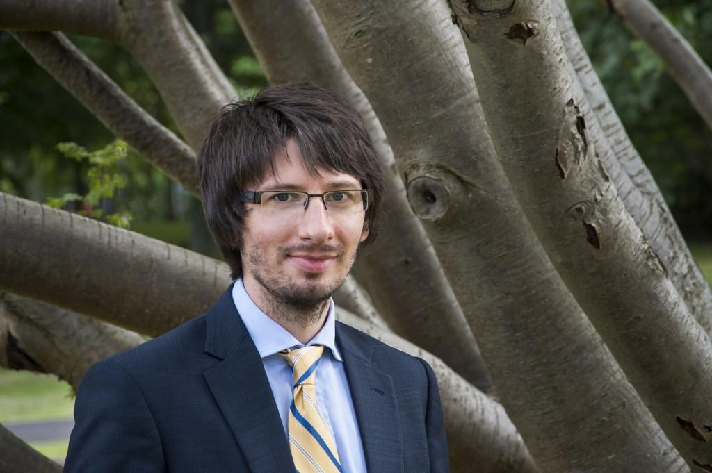 Energetica development officer James Welsh