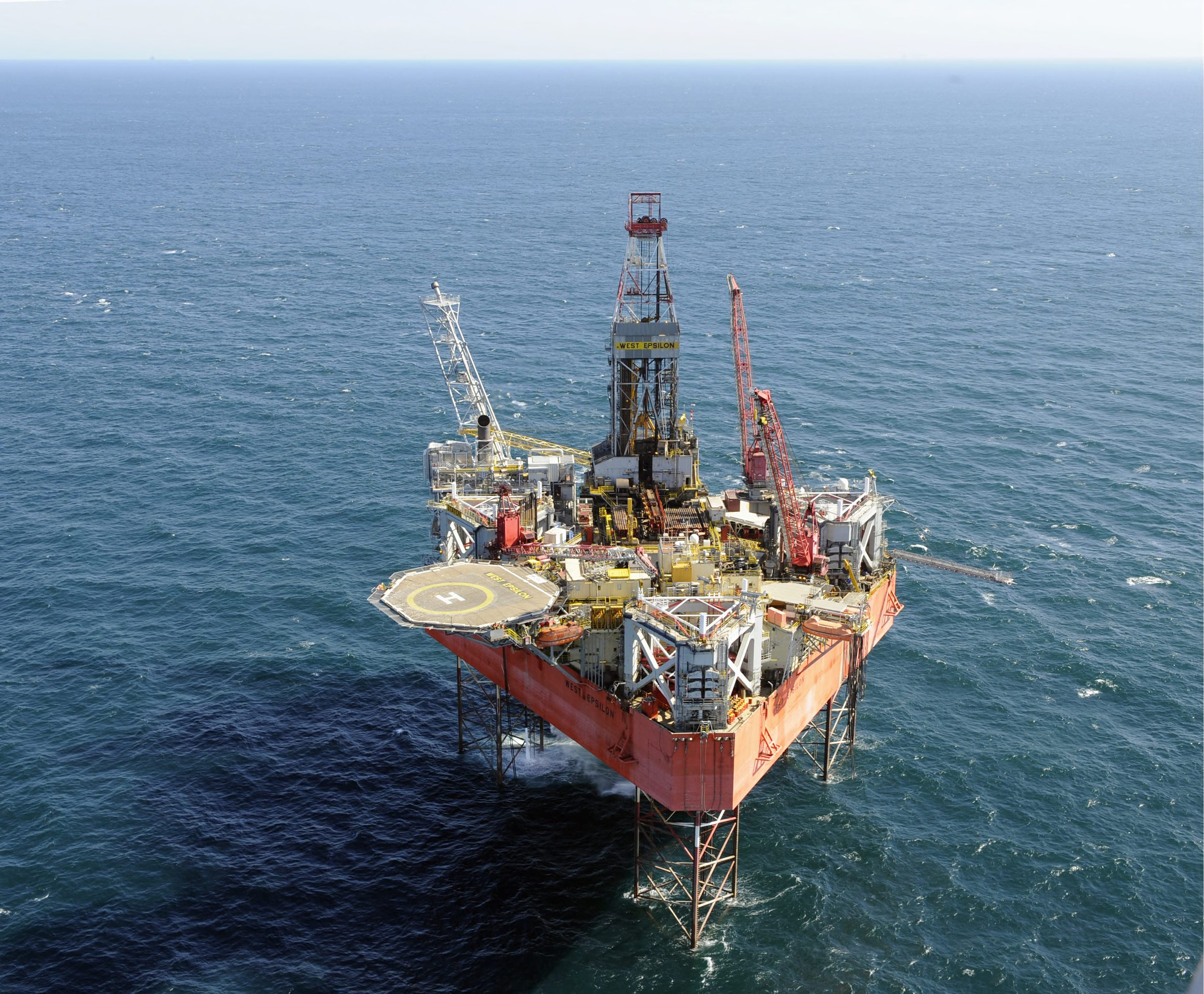 North Atlantic Drilling news