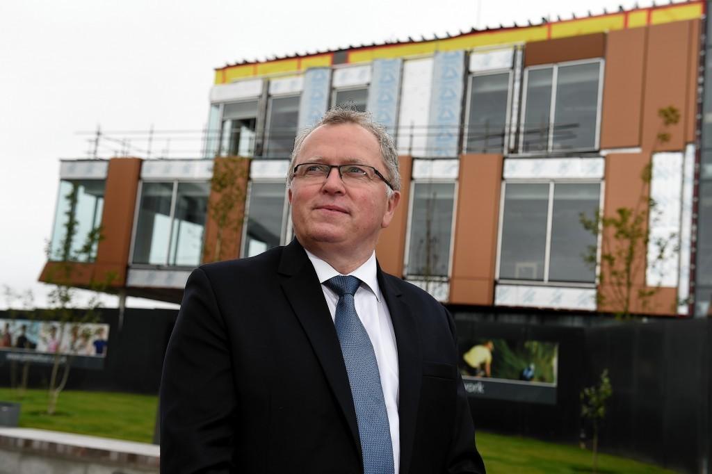 Statoil''s chief exec Eldar Sætre