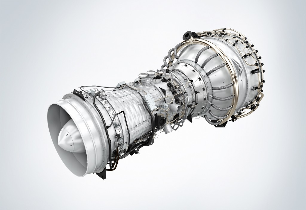 Siemens RB211-GT30  gas turbine for FPSOs