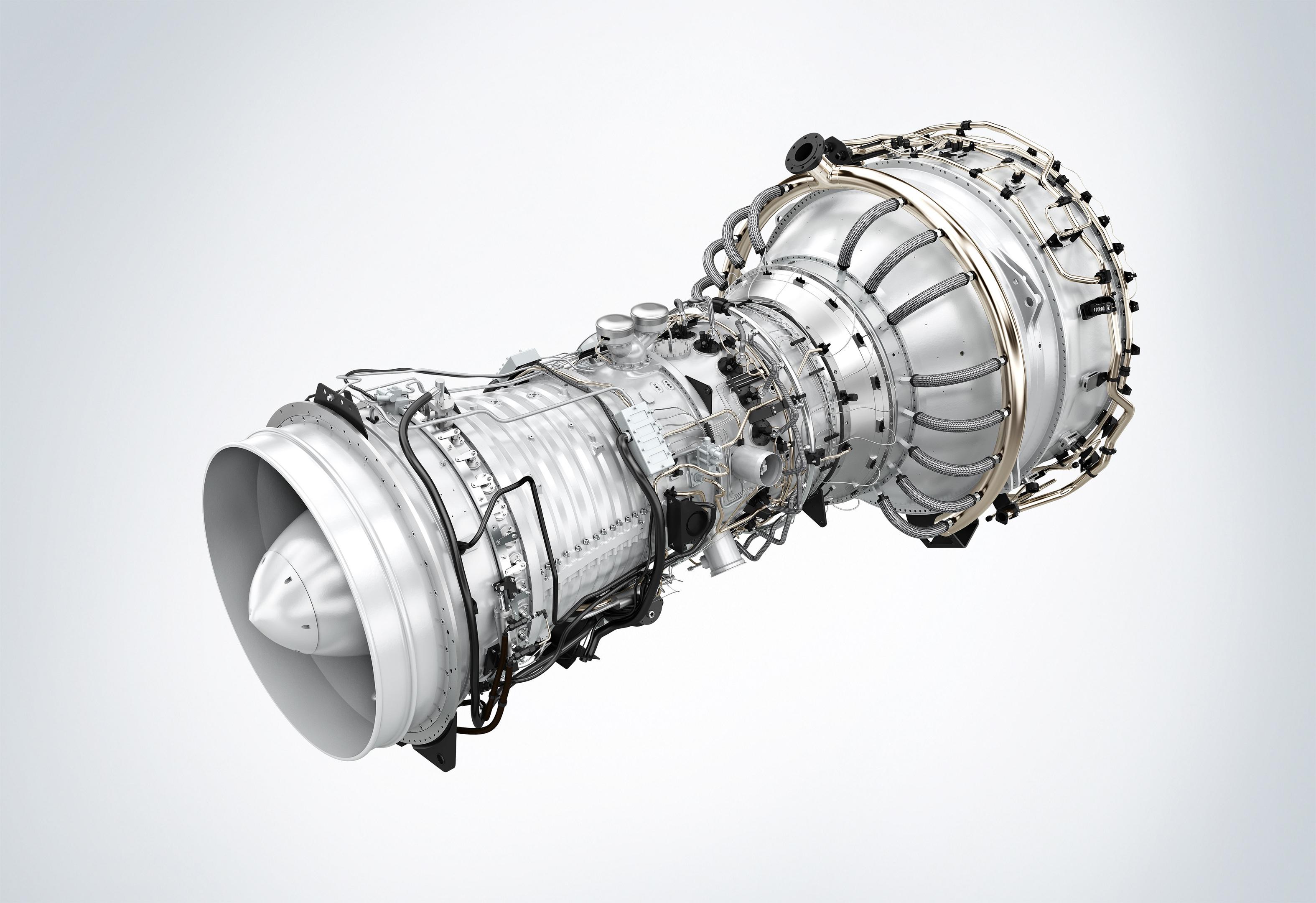 Siemens RB211-GT30  gas turbine for FPSOs