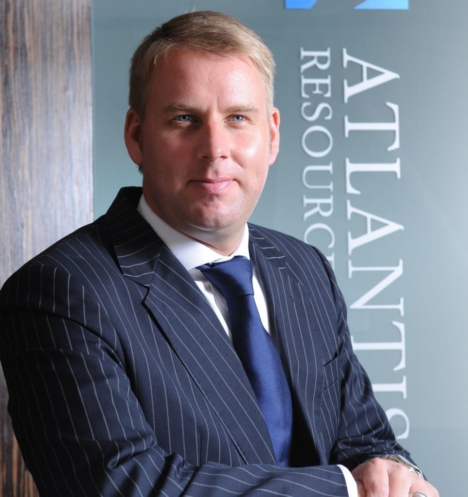 Tim Cornelius, chief executive of Atlantis Resources