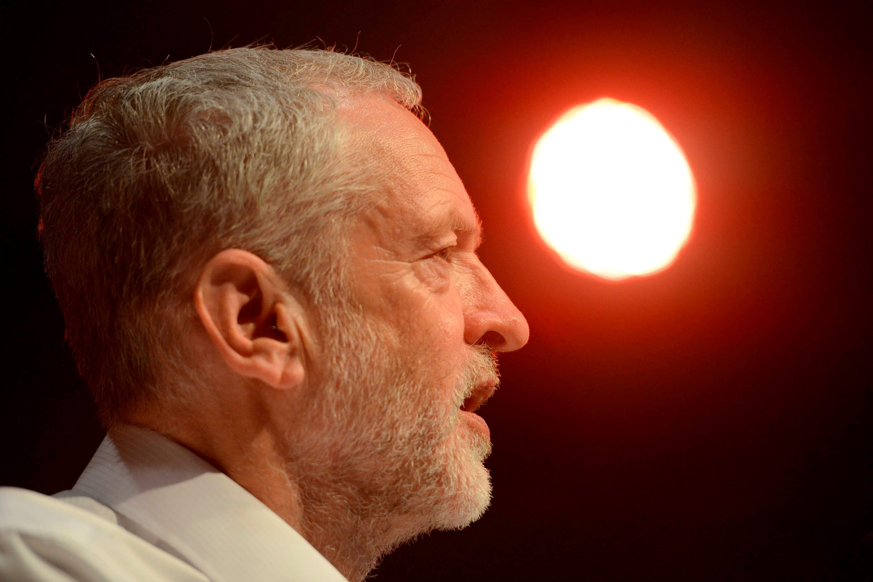 Labour leader Jeremy Corbyn MP