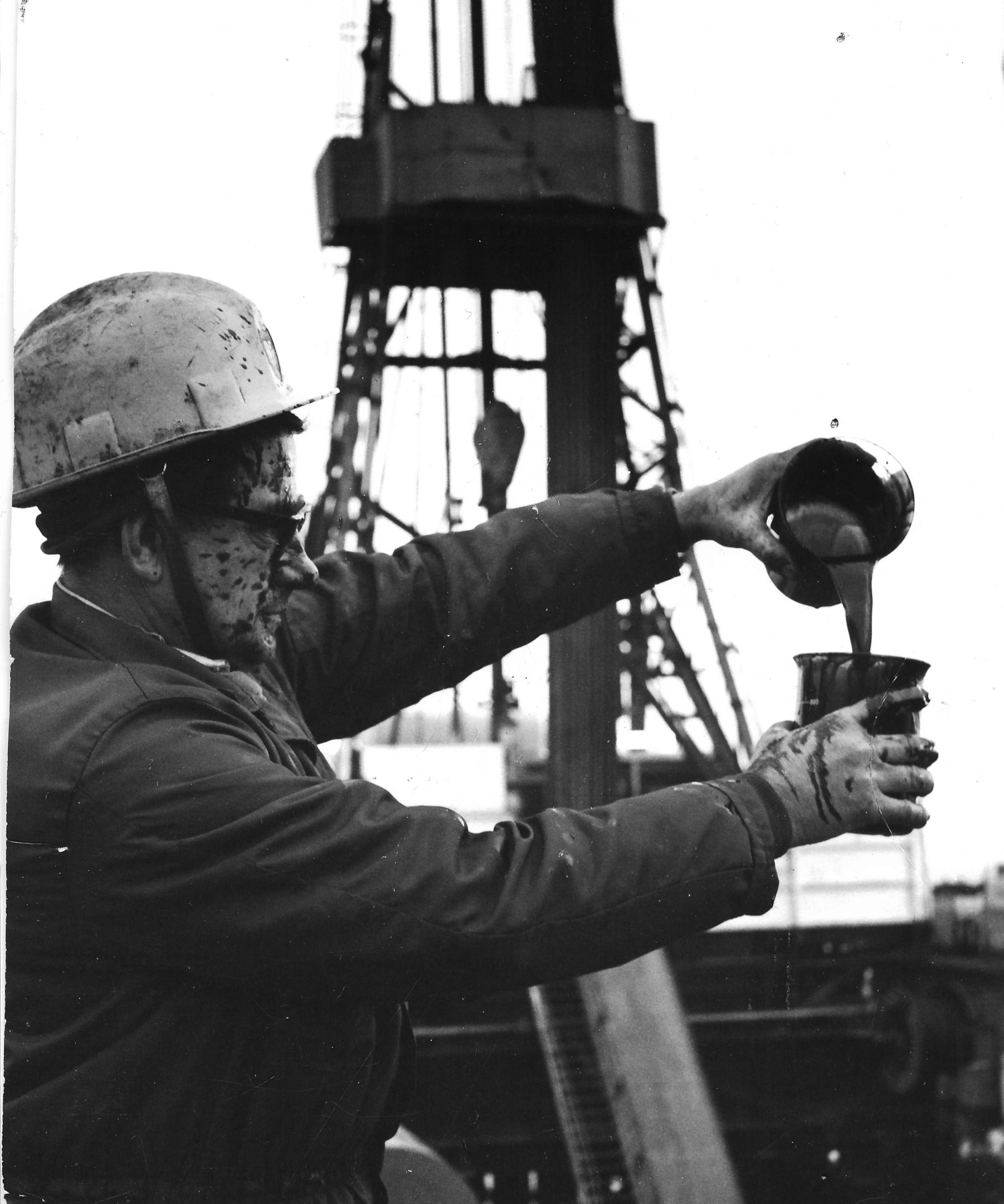 The first oil samples from Forties: a trickle before the flood of black gold that came ashore from the North Sea