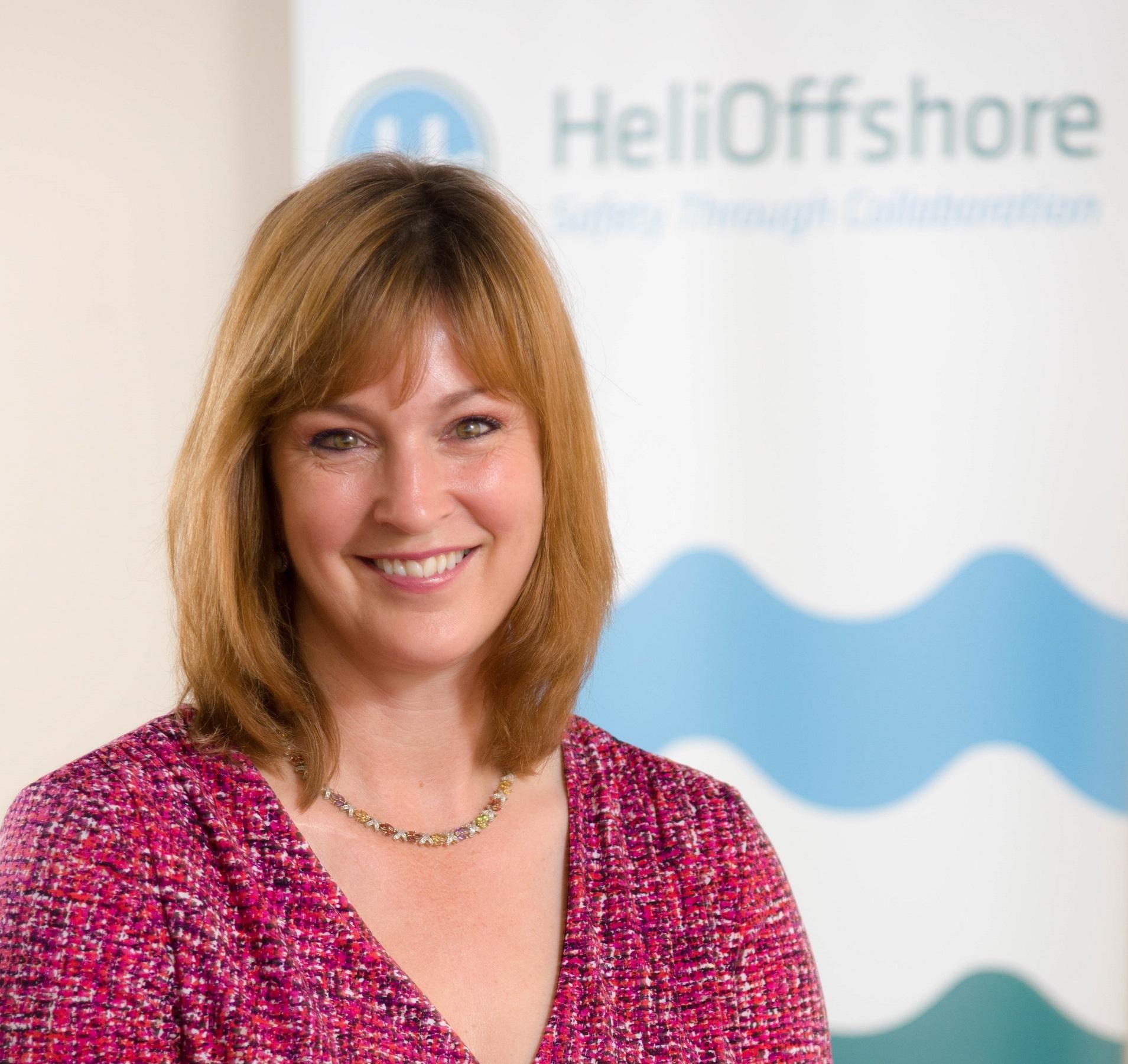 HeliOffshore's Gretchen Haskins