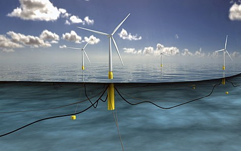 Equinor's Hywind project