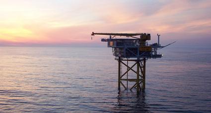 BP's unmanned Tambar platform