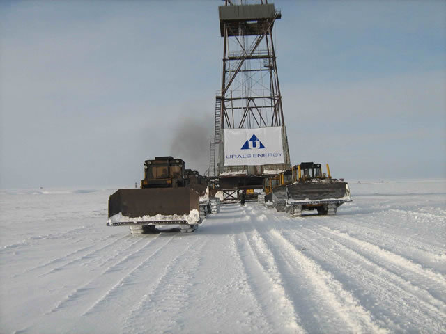 Urals Energy - Arcticneft