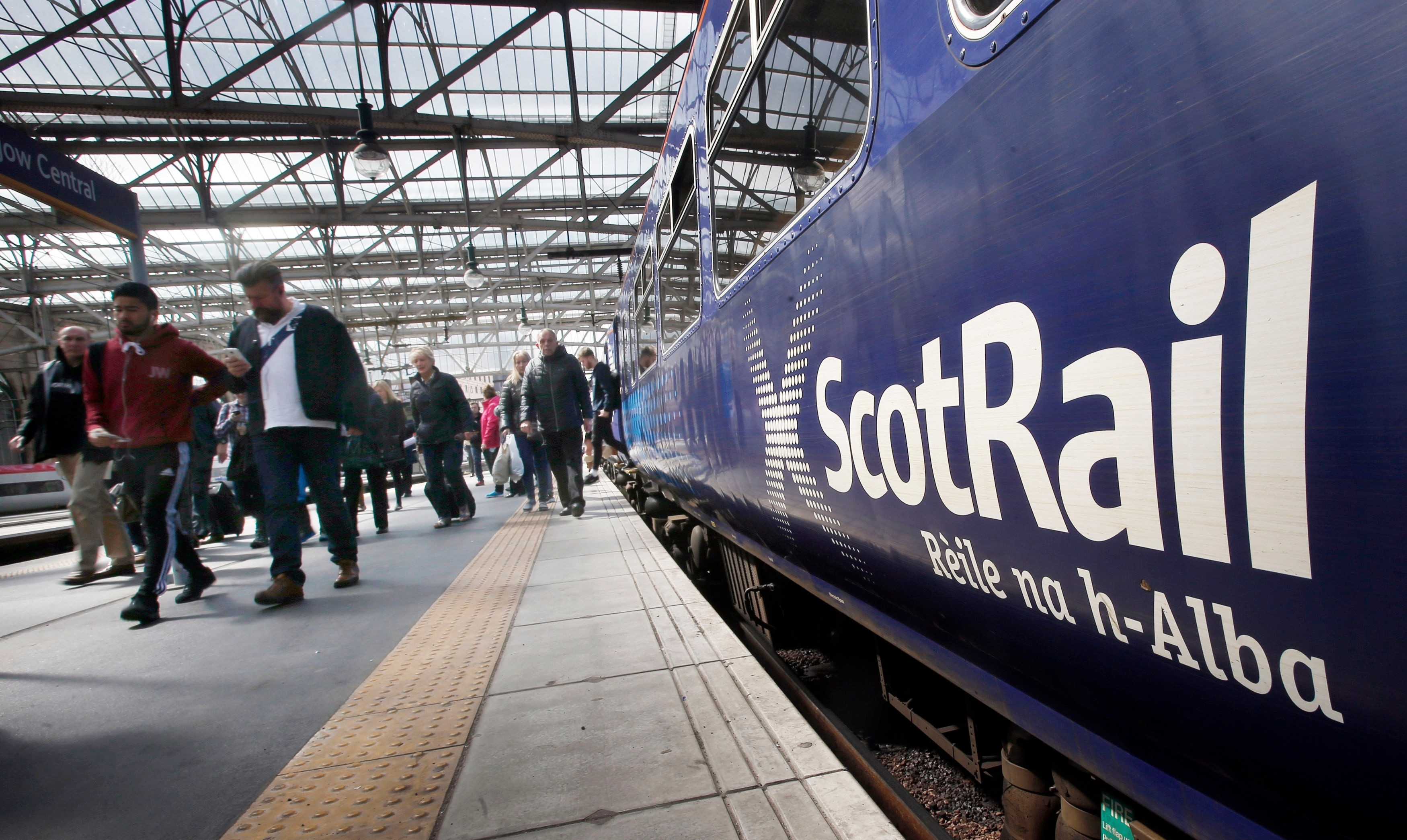 ScotRail receives thousands of applications