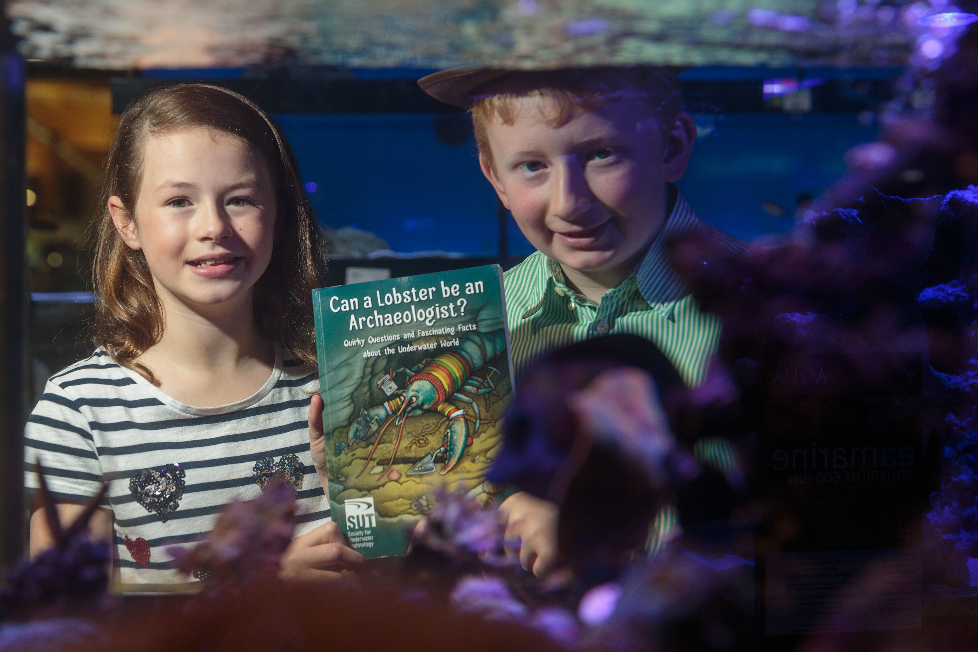 The Society for Underwater Technology (SUT) book launch