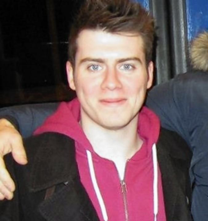 Allan Mackenzie, 29, was caught up in the Paris terror attacks