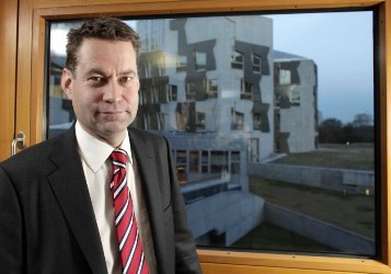 Scottish Conservative finance spokesman Murdo Fraser