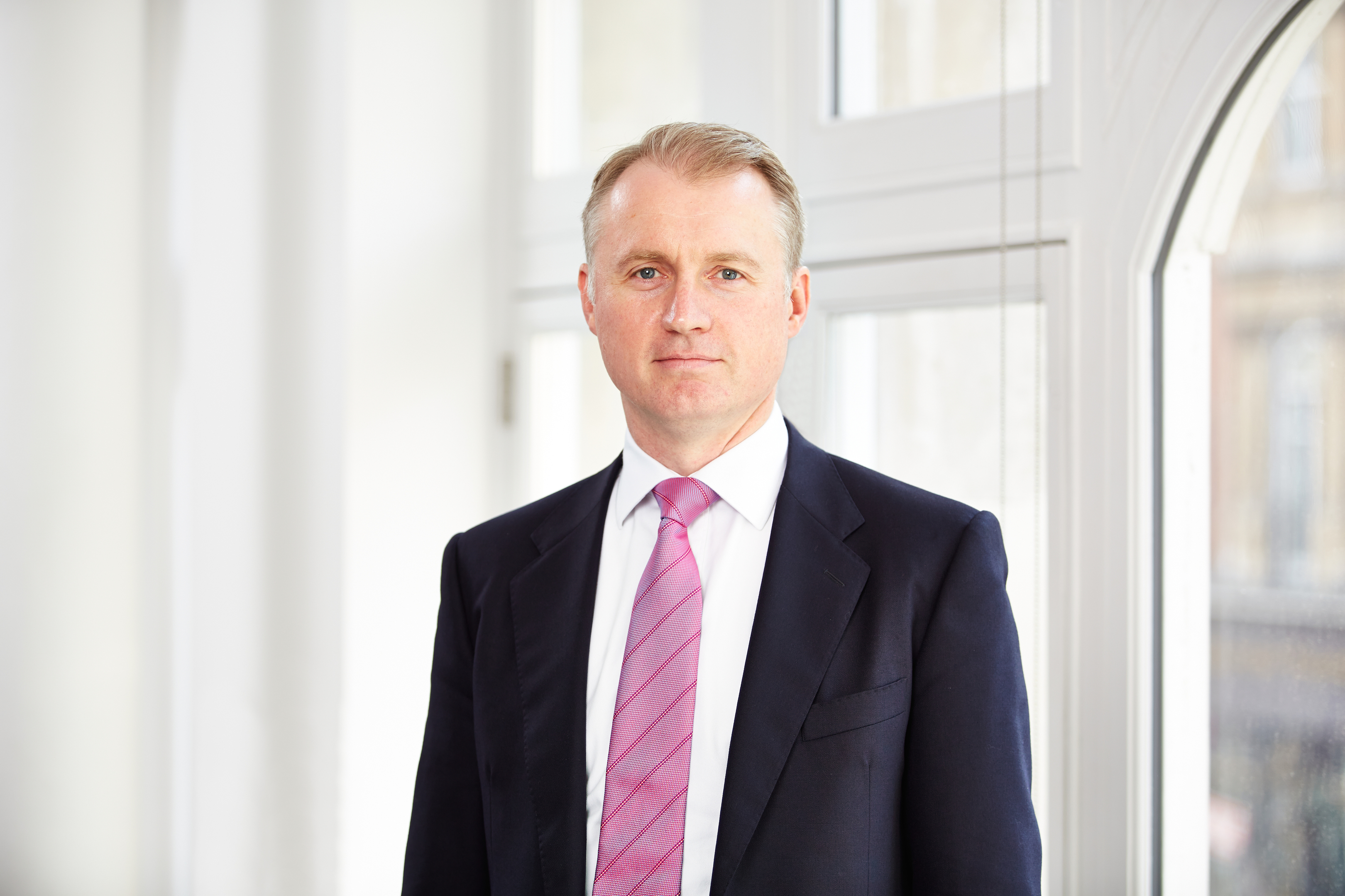 Penspen chief executive Peter O'Sullivan