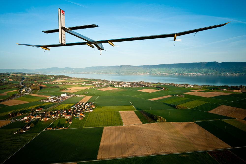 Solar Impulse. Picture courtesy Solar Impulse.