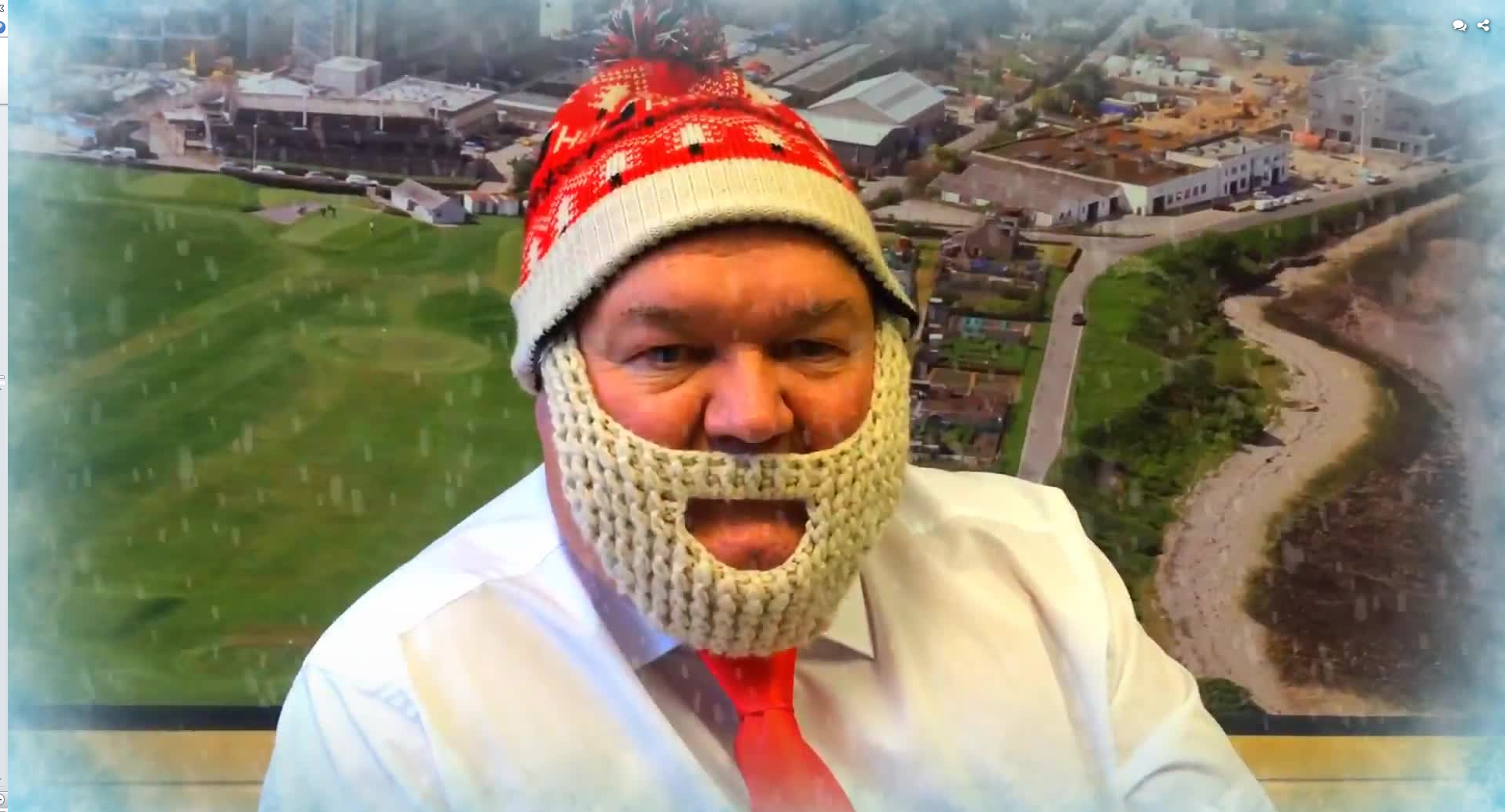 Christmas Wishes from Evening Express Sports Editor Charlie Allan