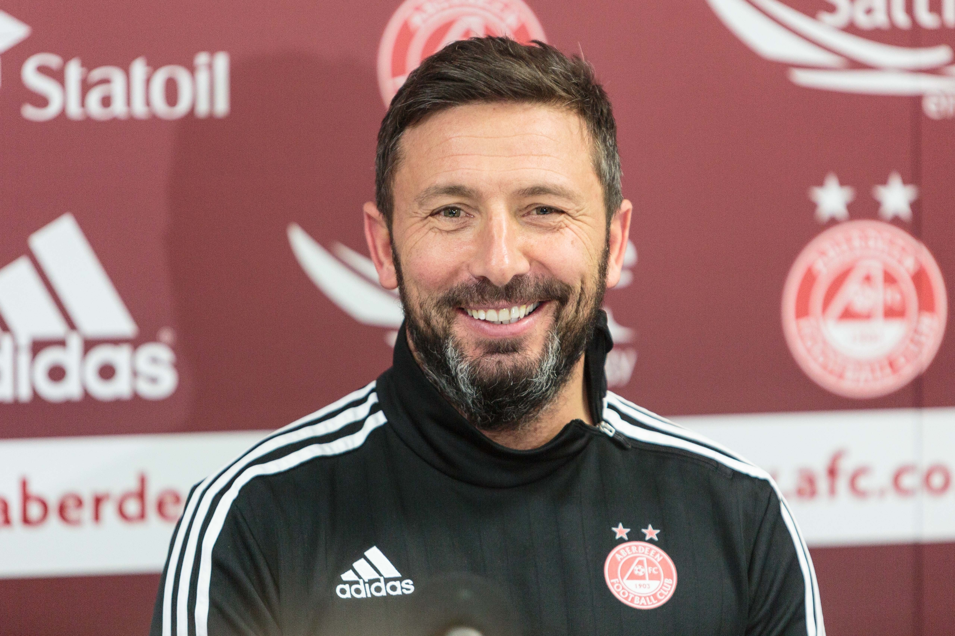 Aberdeen FC manager wishes offshore workers Merry Christmas