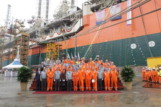 BP's Glen Lyon FPSO