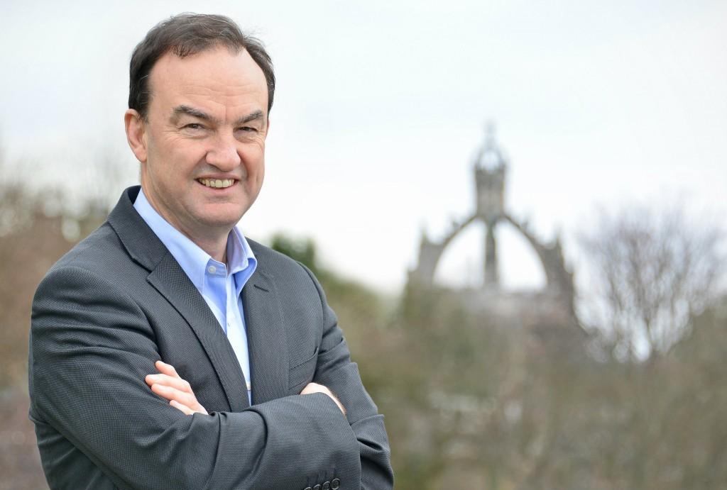 John Scrimgeour, emeritus adviser on energy at Aberdeen University.