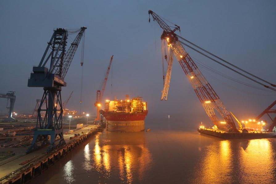 Dana's flagship Western Isles FPSO