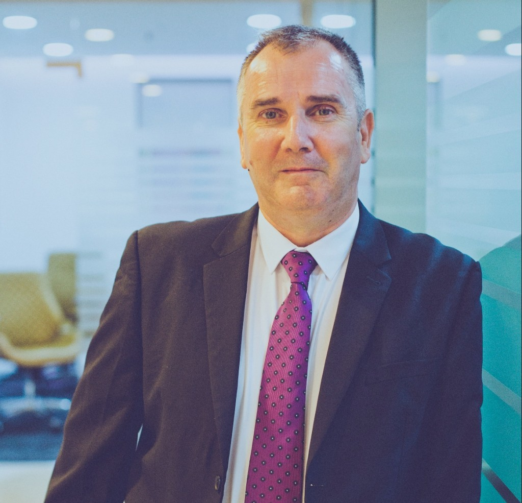 Graham Gall has been appointed as the new  MD of Opito's international business