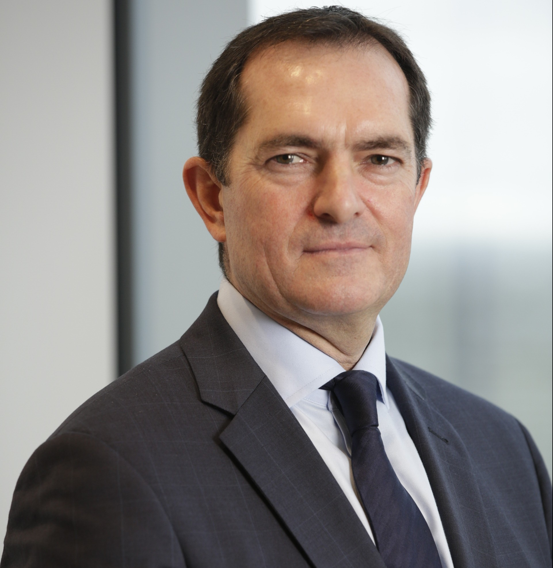 Peter Searle, the new chief exec of Airswift
