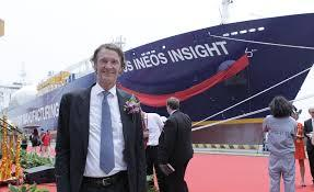 BIllionaire Jim Ratcliffe
