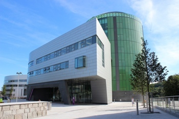 Robert Gordon University's Sir Ian Wood building