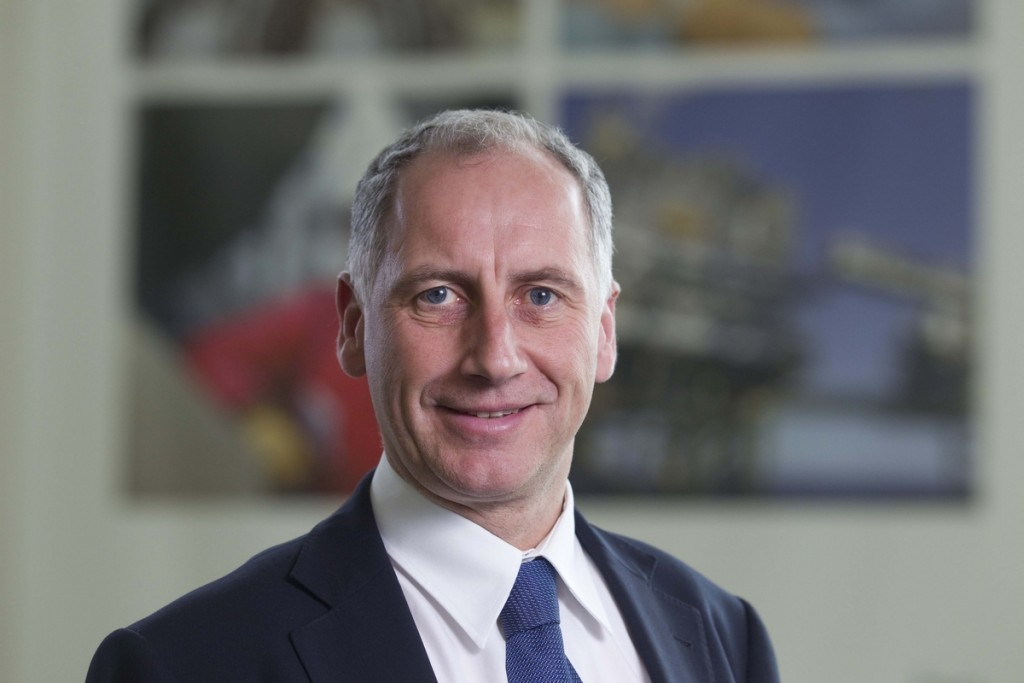 Trevor Garlick OBE, chair of ONE's Oil, Gas & Energy sector board