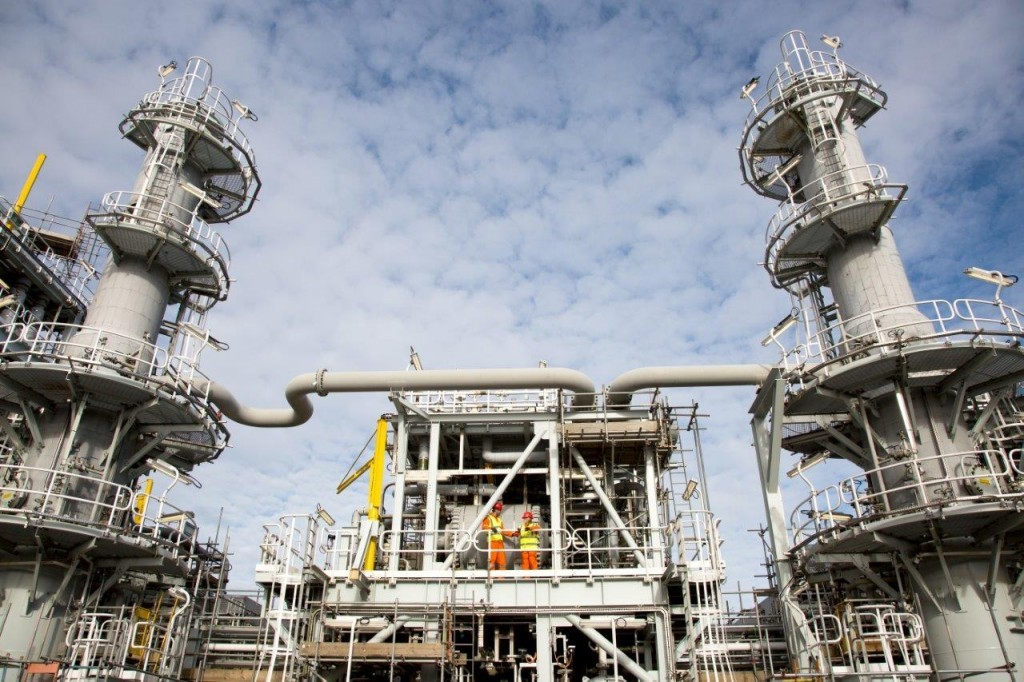 Total confirms first gas from West of Shetland scheme