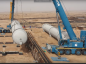 Video: Timelapse of oil processing units in Rumail field, Iraq