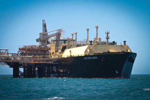 Chevron's Asia Excellence