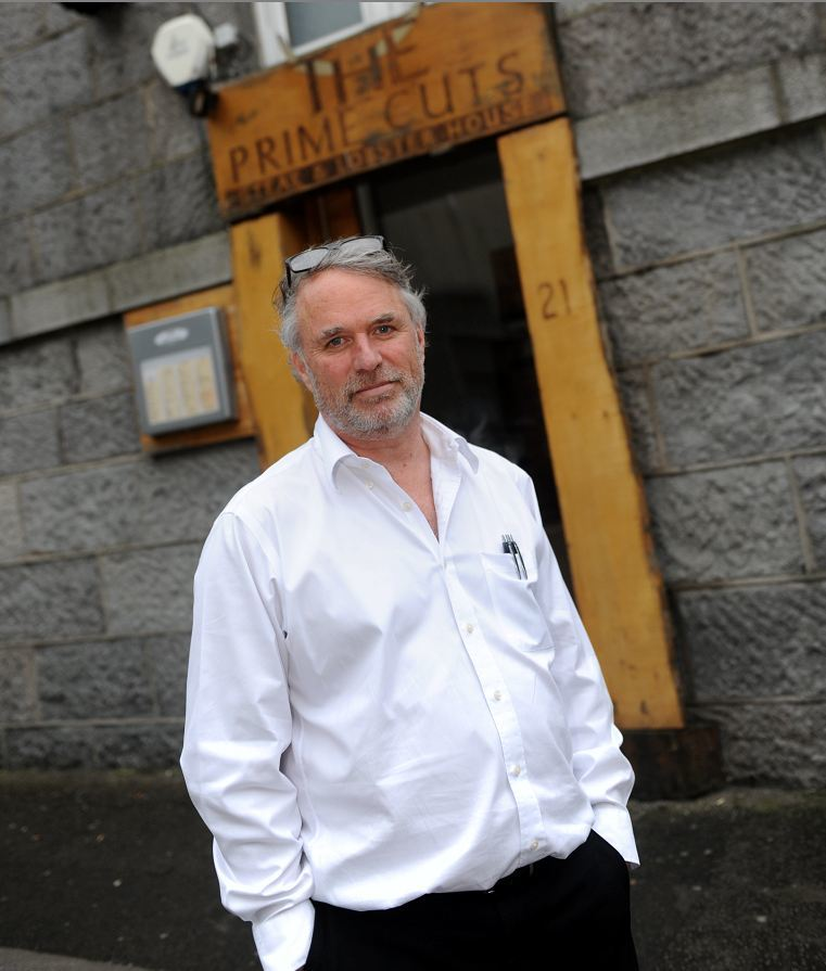 Businessman Stephen Dillon will close his business due to lack of trade - which he says has been caused by the oil downturn