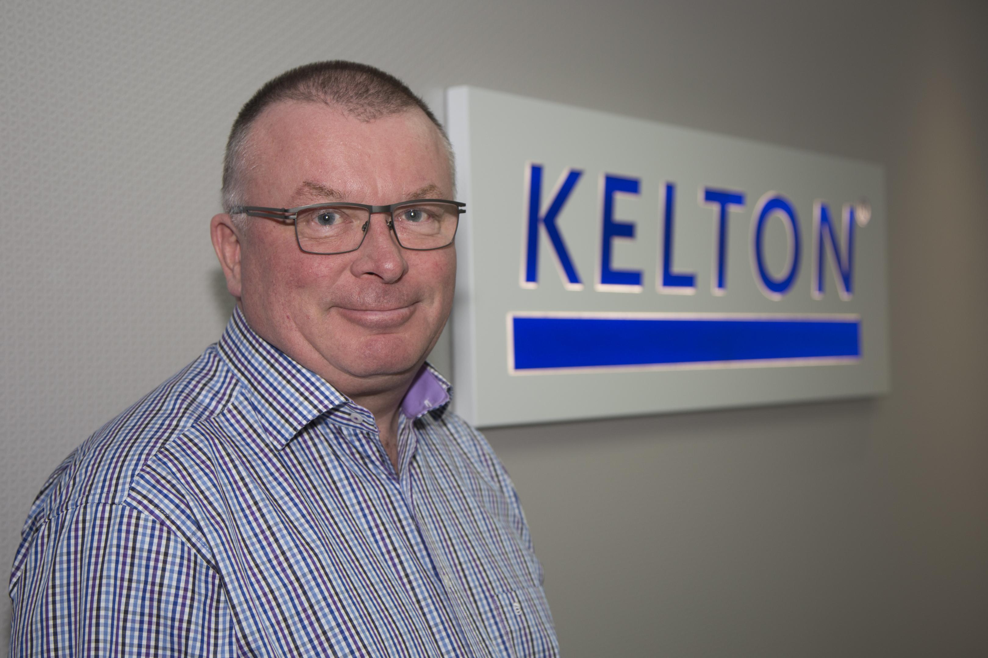 Kelton managing director Iain Pirie
