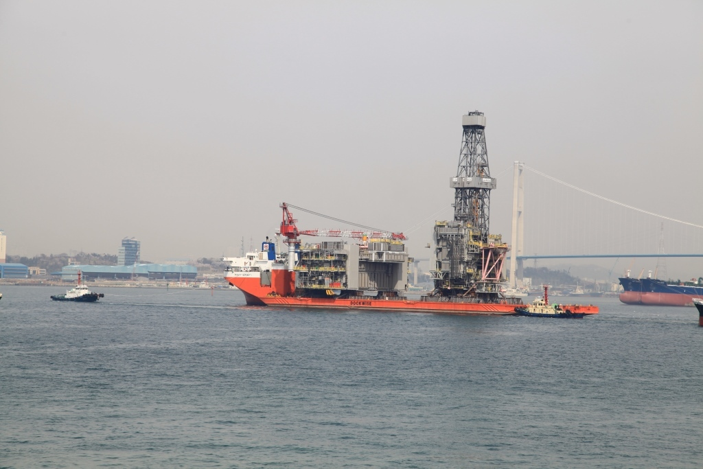 BP's Clair Ridge modules begin journey to west of Sheltand