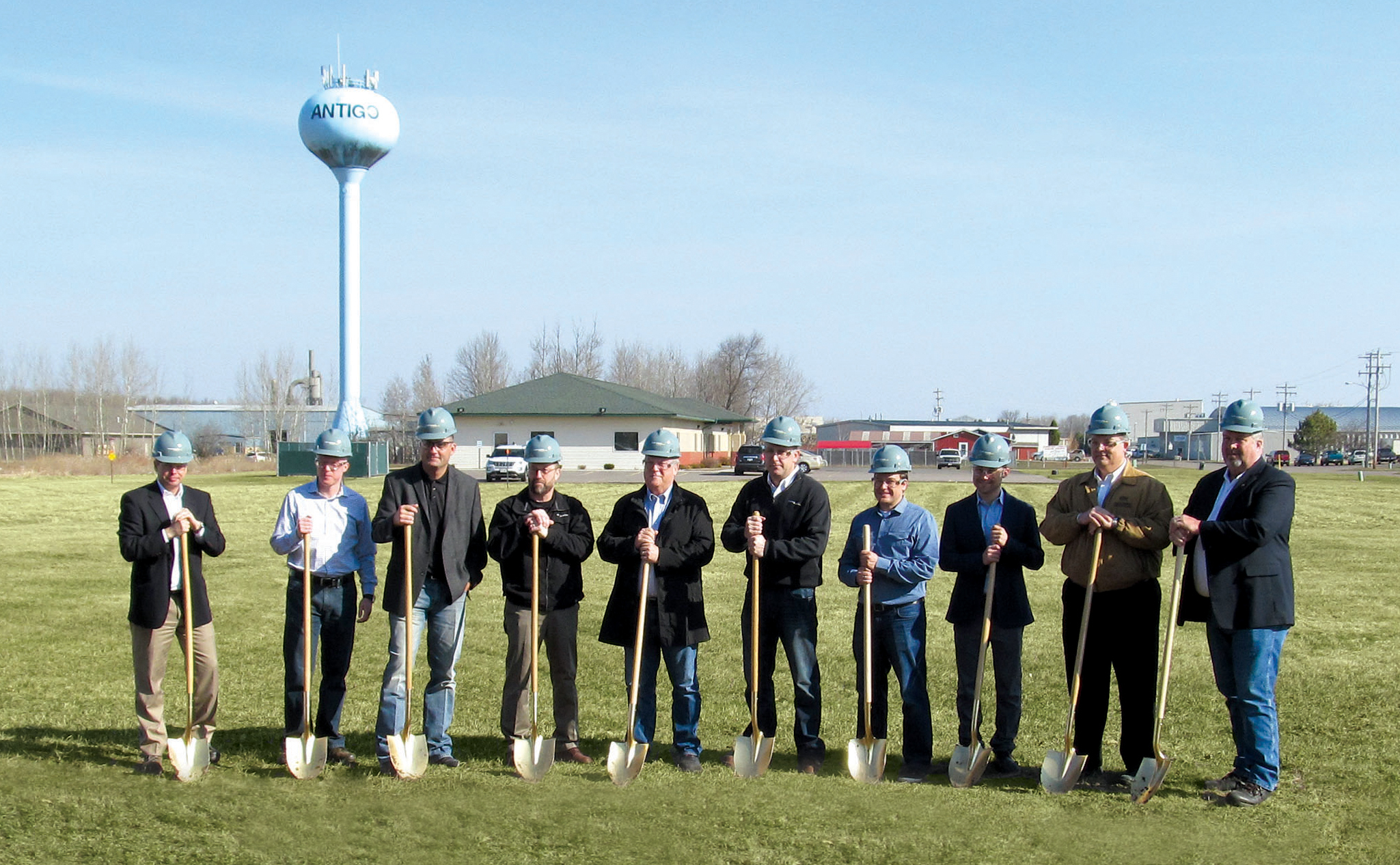Hydratight officially breaks ground