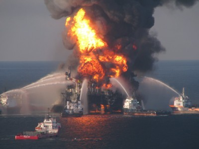 The 2010 Deepwater Horizon explosion and oil spill is the worst environmental disaster in US history.