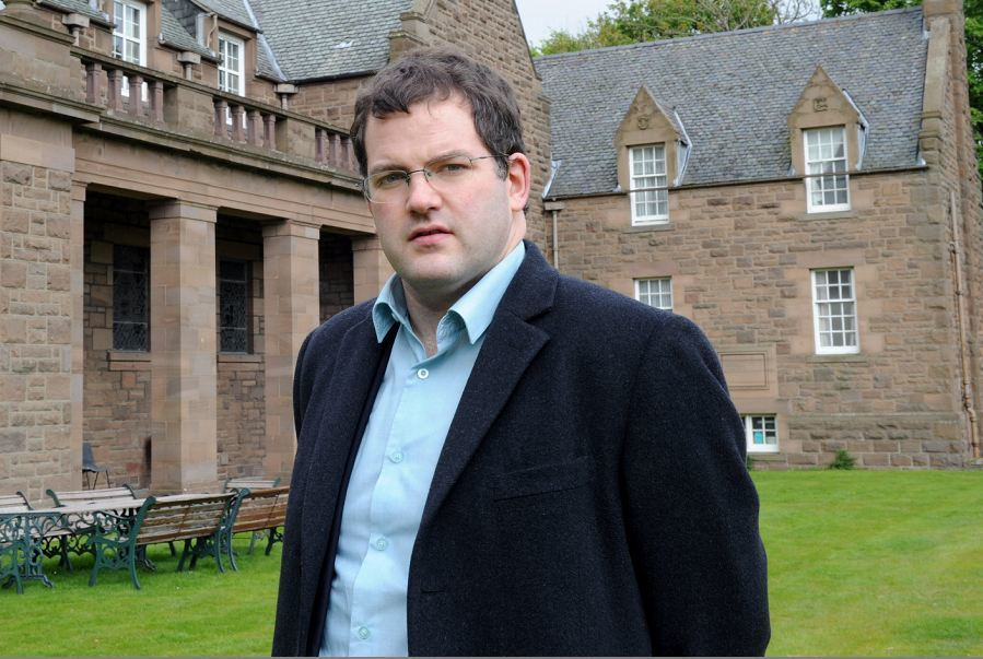 Mark McDonald, SNP candidate for Aberdeen Donside