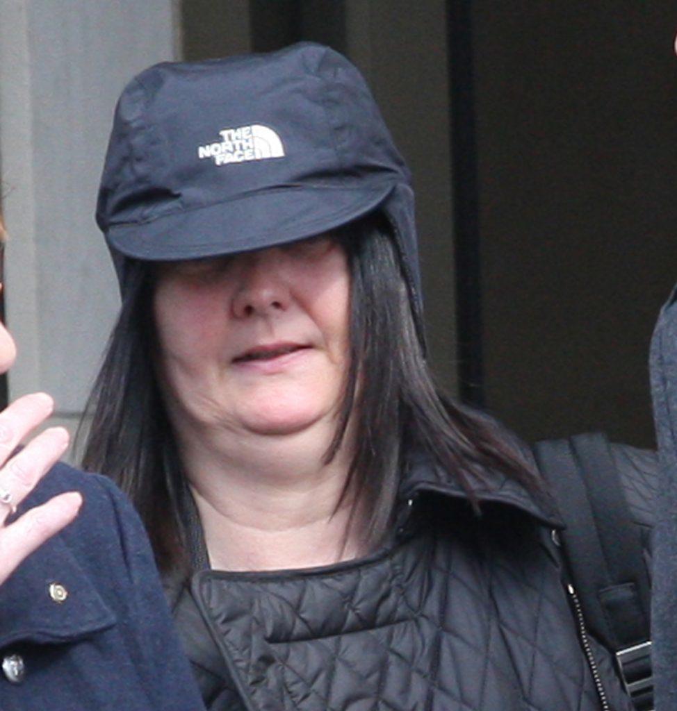 Jacqueline McPhie at Edinburgh High Court