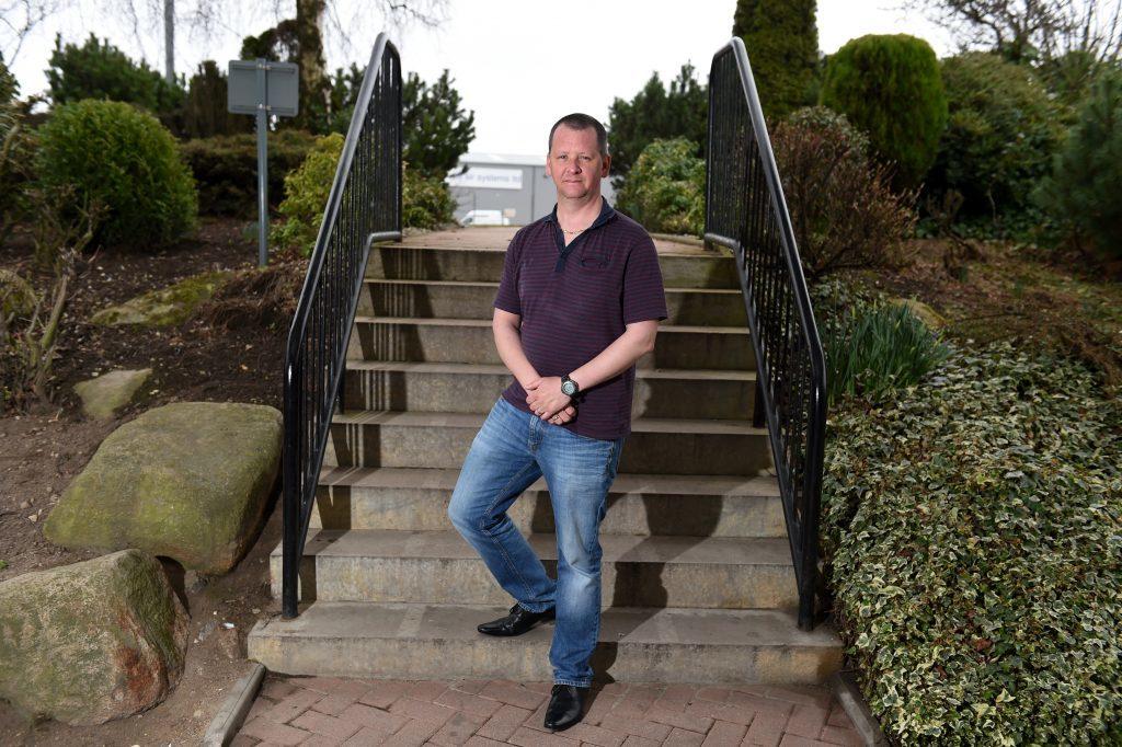 Survivor Martin Tosh