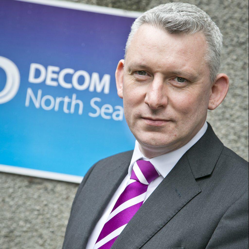 Decom North Sea chief executive Roger Esson