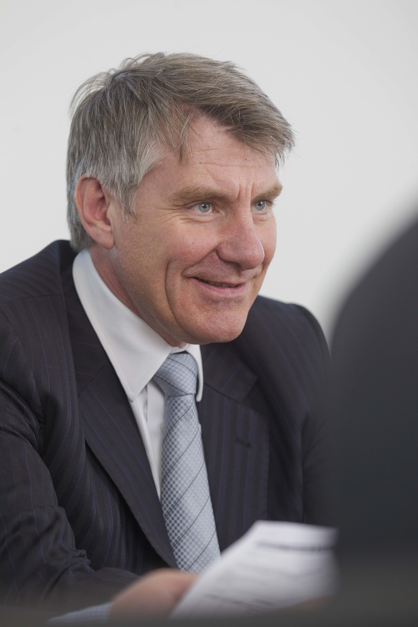 ICR's Bill Bayliss