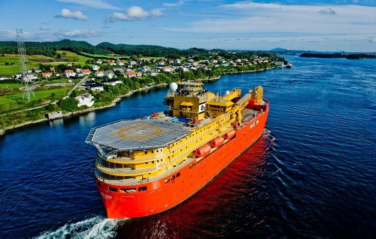 The Edda vessel