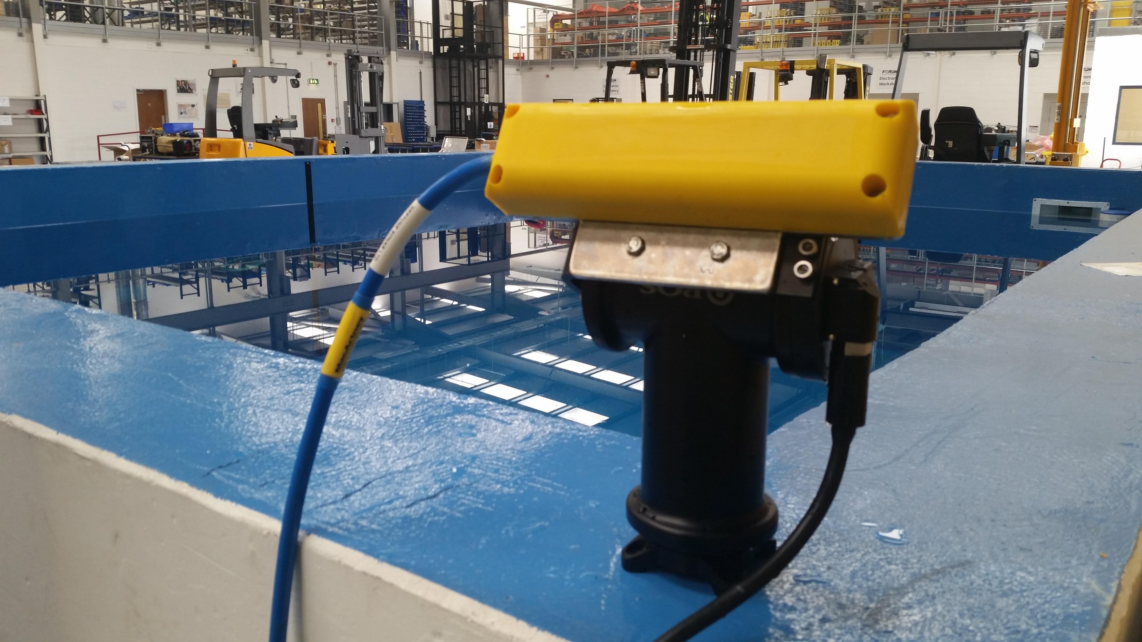 Forum Energy Technologies' Aberdeen deep-water test tank facility