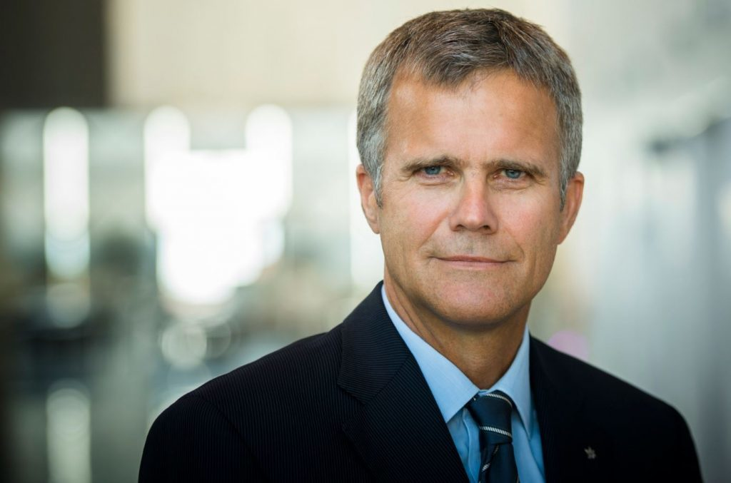 New BP on-executive director and chairman, Helge Lund