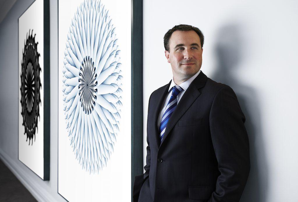 Chris Gotts heads Burness Paull's corporate finance division