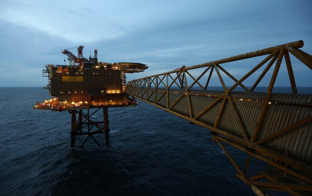 North Sea news