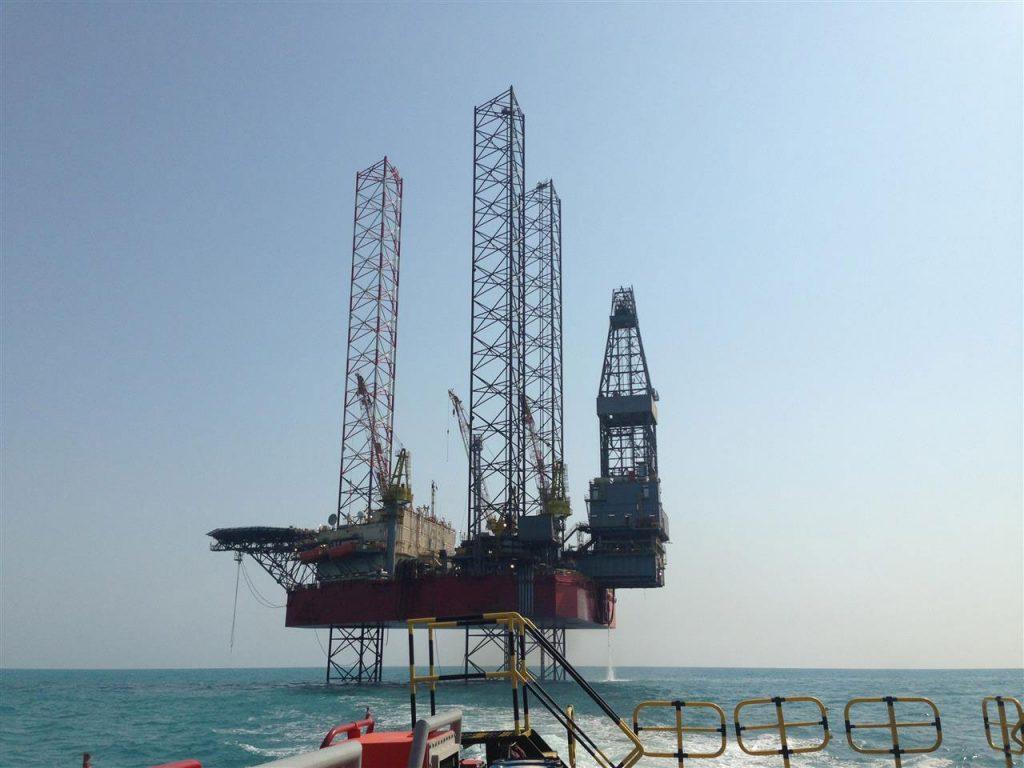 Seadrill's AOD I rig
